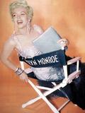 Marylin Monroe (1926-1962) C. 1955 Photo