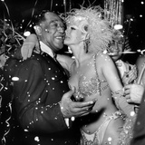 Duke Ellington at the Alcazar (Gala for His 70 Birthday), Paris, 21 November 1969 Photo
