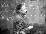 Albert Einstein (1879-1955) Swiss Physicist (German Born) C. 1930 Photo