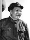 Mao Tse Toung (1893-1976) Chinese President Photo