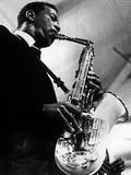 Saxophoniste Ornette Coleman C. 1959 Foto