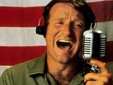 Good Morning Vietnam De Barrylevinson Avec Robin Williams, 1987 Photo