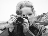 Persona, Ingmar Bergman, Liv Ullmann, 1966 Foto
