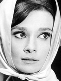 Charade, Audrey Hepburn 1963 Foto