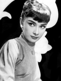 Sabrina, Audrey Hepburn, Directed by Billy Wilder, 1954 Foto