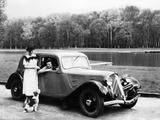 Citroen Front-Wheel Drive in 1934 Fotografia