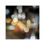 City Lights I Giclee Print by Kate Carrigan