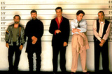 Usual Suspects, 1995, in Police Lineup Seance D'Identification Fotografía