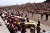 Le Mans Racing Circuit, France, 1959 Photographie