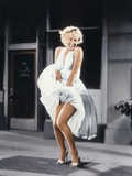 Marilyn Monroe in 'The Seven Year Itch', 1955 Foto