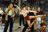 Tous En Scene the Band Wagon De Vincente Minnelli Avec Cyd Charisse, Fred Astaire, 1953 Photo