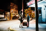 One Night in Memphis by Jim Jarmusch, 1989 Foto