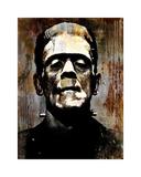 Frankenstein I Giclee-trykk av Martin Wagner