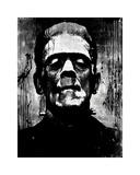 Frankenstein II Giclee-trykk av Martin Wagner
