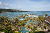 Turtle Bay Resort, North Shore, Oahu, Hawaii, United States of America, Pacific Photographic Print by Michael DeFreitas