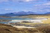 Sanna Beaches, Ardnamurchan Peninsula, Lochaber, Highlands, Scotland, United Kingdom Impressão fotográfica por Gary Cook