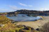 Ardtoe Beach, Ardnamurchan Peninsula, Lochaber, Highlands, Scotland, United Kingdom Impressão fotográfica por Gary Cook