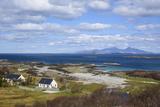 Portuairk, Ardnamurchan Peninsula, Lochaber, Highlands, Scotland, United Kingdom Impressão fotográfica por Gary Cook