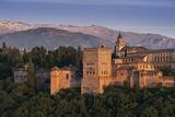 Alhambra, Granada, Province of Granada, Andalucia, Spain Photographic Print by Michael Snell