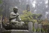 Buddhist Cemetery of Oku-No-In, Koyasan (Koya-San), Kansai, Japan Reproduction photographique par Stuart Black