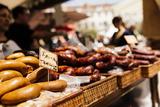 Chorico, Praca Do Rossio, Lisbon, Portugal Stampa fotografica di Ben Pipe