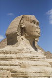 Sphinx, the Giza Pyramids, Giza, Egypt, North Africa, Africa Impressão fotográfica por Richard Maschmeyer