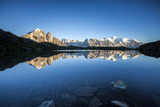 Panorama from Lac Des Cheserys Photographic Print by Roberto Moiola
