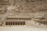 Deir-El-Bahri (Hatshepsut's Temple), West Bank Thebes, Egypt, North Africa, Africa Photographic Print by Richard Maschmeyer