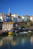 Tenby, West Wales, Pembrokeshire, Wales, United Kingdom Photographic Print by Billy Stock