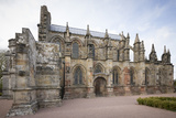 Rosslyn Chapel from the South, Roslin, Midlothian, Scotland, United Kingdom Photographic Print by Nick Servian