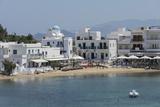 Pisso Livadi, Paros, Cyclades, Greek Islands, Greece Fotografisk trykk av Rolf Richardson