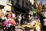 International Festival Iberian Mask, Lisbon, Portugal Stampa fotografica di Ben Pipe