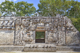Monster Mouth Doorway, Structure Ii, Chicanna Photographic Print by Richard Maschmeyer