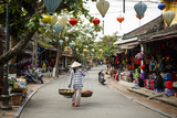 Street Scene, Hoi An, Vietnam, Indochina, Southeast Asia, Asia Photographic Print by Yadid Levy