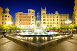 Plaza Tendillas, Cordoba, Andalucia, Spain Photographic Print by Carlo Morucchio