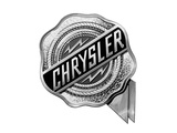 Chrysler Logo Prints
