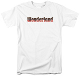 Zenoscope- Wonderland Logo T-shirts