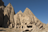 Selime, Ihlara, Western Cappadocia, Anatolia, Turkey, Asia Minor, Eurasia Reproduction photographique par Tony Waltham