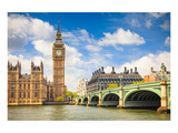 Big Ben & Parliament London Prints