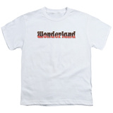 Youth: Zenoscope- Wonderland Logo T-Shirt