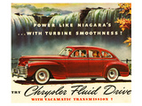 Chrysler Fluid Drive - Niagara Prints