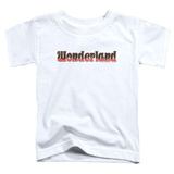 Toddler: Zenoscope- Wonderland Logo T-shirts