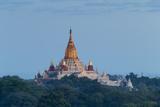 Ananda Temple at Dawn, Bagan (Pagan), Myanmar (Burma) Photographic Print by Stephen Studd