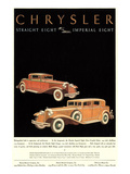 Chrysler Imperial Eight Art