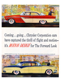 Chrysler - Motion-Design Poster
