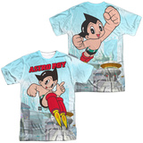 Astro Boy- City Boy (Front/Back) Sublimated