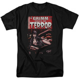 Zenoscope- Terror Cover T-shirts