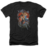 Zenoscope- Heart T-shirts