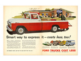Ford 1957 Smart Way to Express Print