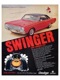Dodge Dart Swinger 340 Poster